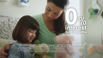 Ashley HomeStore TV Spot, 'Lowest Prices of the Season Event: Bed, Dining & Sofas: 0%' - Thumbnail 8
