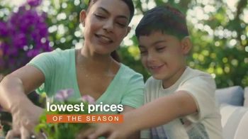 Ashley HomeStore TV Spot, 'Lowest Prices of the Season Event: Bed, Dining & Sofas: 0%'
