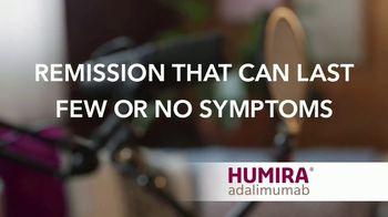 HUMIRA TV Spot, 'Recording Studio' - Thumbnail 6