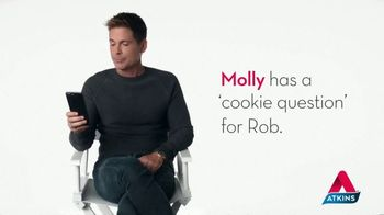 Atkins TV Spot, 'Cookie Question' Featuring Rob Lowe - Thumbnail 1
