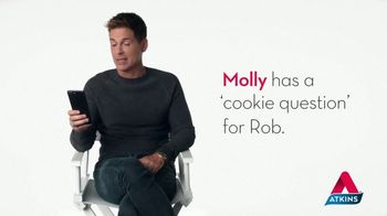 Atkins TV Spot, 'Cookie Question' Featuring Rob Lowe - Thumbnail 2