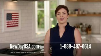 NewDay USA 100 VA Cash Out Loan TV Spot, 'Three Reasons to Refinance' - Thumbnail 1