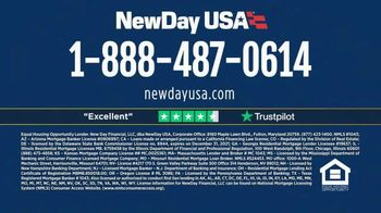 NewDay USA 100 VA Cash Out Loan TV Spot, 'Three Reasons to Refinance' - Thumbnail 9
