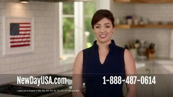 NewDay USA 100 VA Cash Out Loan TV Spot, 'Three Reasons to Refinance' - Thumbnail 2