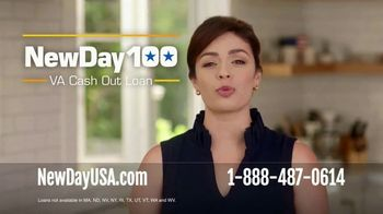 NewDay USA 100 VA Cash Out Loan TV Spot, 'Three Reasons to Refinance' - Thumbnail 3