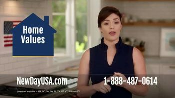 NewDay USA 100 VA Cash Out Loan TV Spot, 'Three Reasons to Refinance' - Thumbnail 4