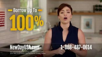 NewDay USA 100 VA Cash Out Loan TV Spot, 'Three Reasons to Refinance' - Thumbnail 6
