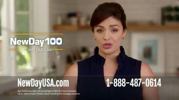 NewDay USA 100 VA Cash Out Loan TV Spot, 'Three Reasons to Refinance' - Thumbnail 7