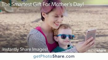 Simply Smart Home PhotoShare Digital Frame TV Spot, 'Mother's Day: Stay Connected: $65 Off' - Thumbnail 2
