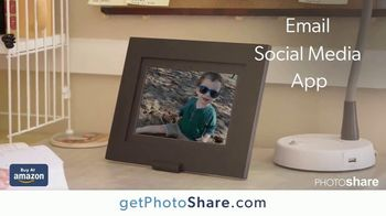 Simply Smart Home PhotoShare Digital Frame TV Spot, 'Mother's Day: Stay Connected: $65 Off' - Thumbnail 5