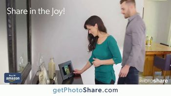 Simply Smart Home PhotoShare Digital Frame TV Spot, 'Mother's Day: Stay Connected: $65 Off' - Thumbnail 7