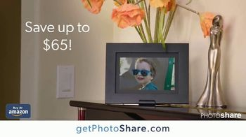 Simply Smart Home PhotoShare Digital Frame TV Spot, 'Mother's Day: Stay Connected: $65 Off' - Thumbnail 8