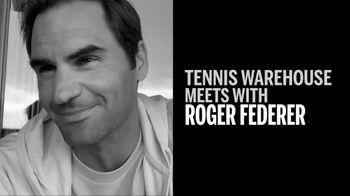 Tennis Warehouse TV Spot, 'Wilson RF97 v13' Featuring Roger Federer - Thumbnail 2