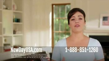 NewDay USA 100 VA Cash Out Loan TV Spot, 'More Equity Than You Think' - Thumbnail 1