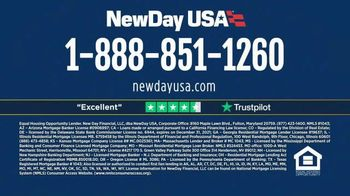 NewDay USA 100 VA Cash Out Loan TV Spot, 'More Equity Than You Think' - Thumbnail 7