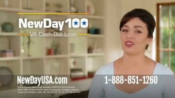 NewDay USA 100 VA Cash Out Loan TV Spot, 'More Equity Than You Think' - Thumbnail 6