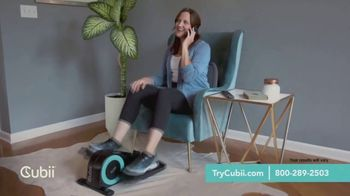 Cubii TV Spot, 'Keep Moving and Stay Connected'