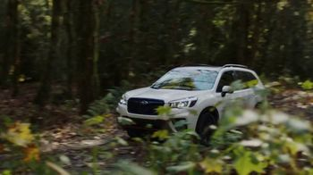 Subaru Forester TV Spot, 'Call of the Road' [T2] - Thumbnail 5