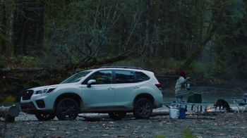 Subaru Forester TV Spot, 'Call of the Road' [T2] - Thumbnail 8