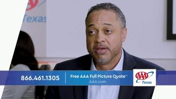 AAA Full Picture Quote TV Spot, 'Understand Your Whole Policy'