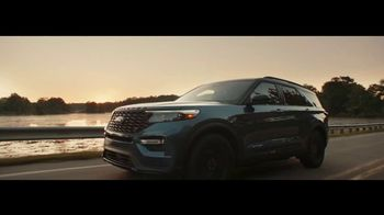 Ford TV Spot, 'Because of This: SUVs: Crew and Cargo' [T2] - 44 commercial airings