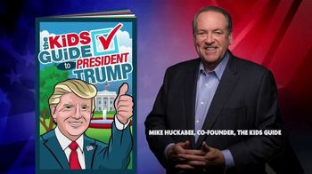 Learn Our History TV Spot, 'The Kids Guide to President Trump'