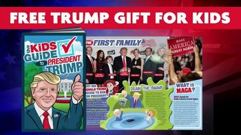 Learn Our History TV Spot, 'The Kids Guide to President Trump' - Thumbnail 3