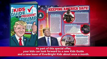 Learn Our History TV Spot, 'The Kids Guide to President Trump' - Thumbnail 5