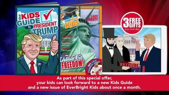 Learn Our History TV Spot, 'The Kids Guide to President Trump' - Thumbnail 6
