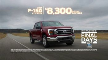 Ford Truck Month TV Spot, 'Final Days: Your Last Chance' Song by Cody Johnson [T2] - Thumbnail 6
