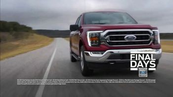 Ford Truck Month TV Spot, 'Final Days: Your Last Chance' Song by Cody Johnson [T2] - Thumbnail 4