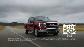 Ford Truck Month TV Spot, 'Final Days: Your Last Chance' Song by Cody Johnson [T2] - Thumbnail 5