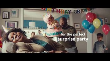 Amazon Prime 2-Hour Grocery Delivery TV Spot, 'Trouble Ahead' Song by Nat King Cole - Thumbnail 9
