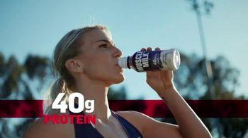 CytoSport Muscle Milk TV Spot, 'Strength Finds A Way: Julie' Featuring Julie Ertz