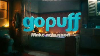 goPuff TV Spot, 'Let's Slip Into Something A Little More Strawberry Cheesecake' - Thumbnail 10