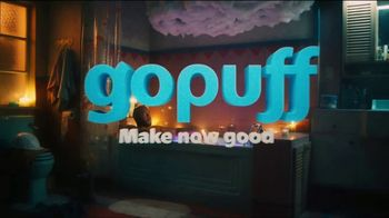 goPuff TV Spot, 'Let's Slip Into Something A Little More Strawberry Cheesecake' - Thumbnail 8