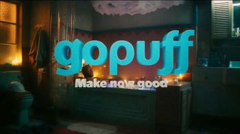 goPuff TV Spot, 'Let's Slip Into Something A Little More Strawberry Cheesecake' - Thumbnail 9