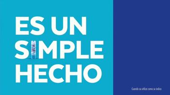 Lysol Disinfectant Spray TV Spot, 'Simple hecho' [Spanish] - Thumbnail 4