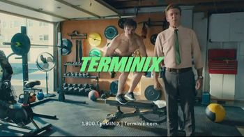 Terminix TV Spot, 'Don't Flex Your Pecs. Terminix.' - Thumbnail 9
