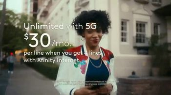XFINITY Mobile TV Spot, 'You Deserve Better: $30 per Month' - Thumbnail 9