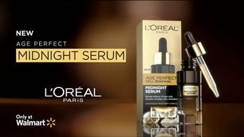 L'Oreal Paris Skin Care Age Perfect Midnight Serum TV Spot, 'A New Beginning' Featuring Viola Davis - Thumbnail 9