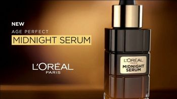 L'Oreal Paris Skin Care Age Perfect Midnight Serum TV Spot, 'A New Beginning' Featuring Viola Davis - Thumbnail 2