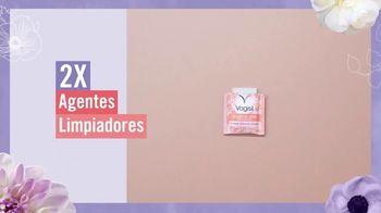 Vagisil Scentsitive Scents Cleansing Cloths TV Spot, 'Pequeñas y prácticas' [Spanish] - Thumbnail 4