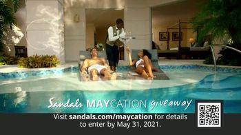 Sandals Resorts TV Spot, 'Maycation Giveaway: Unsung Heroes' - Thumbnail 4