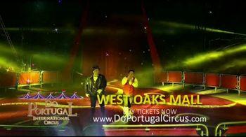 Do Portugal International Circus TV Spot, '2021 Houston: West Oaks Mall' - Thumbnail 8