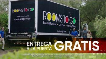 Rooms to Go TV Spot, 'Muebles nuevos' [Spanish] - Thumbnail 5