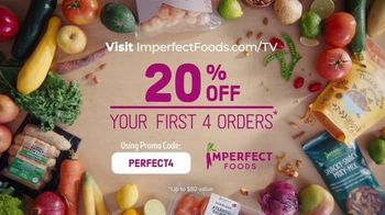 Imperfect Foods TV Spot, 'Weekly Grocery Delivery: 20% Off' - Thumbnail 10