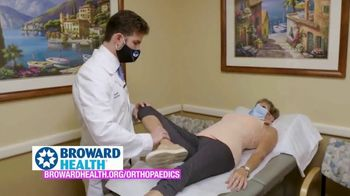 Broward Health TV Spot, \'Health File: Anterior Hip Replacement\'