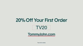 Tommy John TV Spot, 'Women Who Value Themselves: Pajamas and Loungewear' - Thumbnail 7