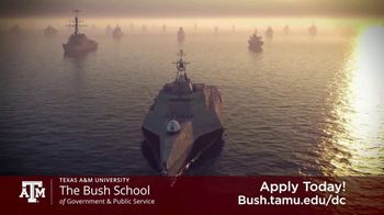 Bush School of Government and Public Service TV Spot, 'Master of International Policy' - Thumbnail 7